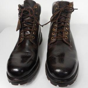 Timberland Premium Leather Waterproof Boots 13M